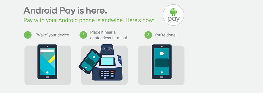 Android Pay in Hong Kong