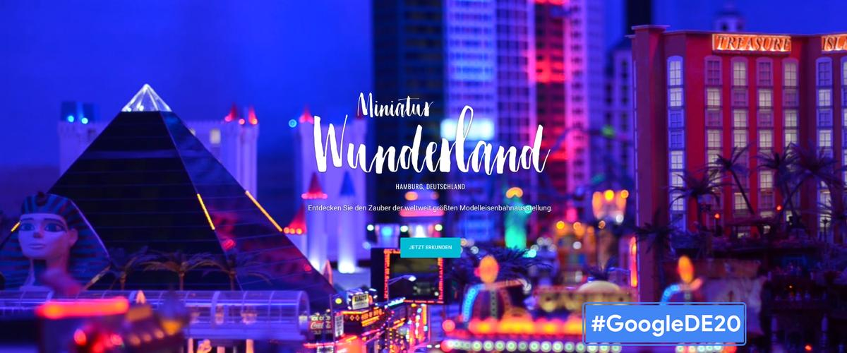 Header Miniatur Wunderland MiniView