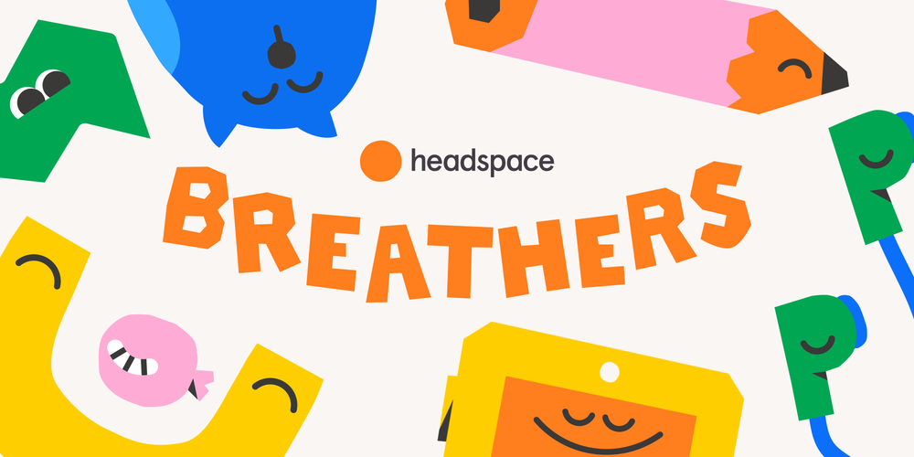 Headspace Breathers series