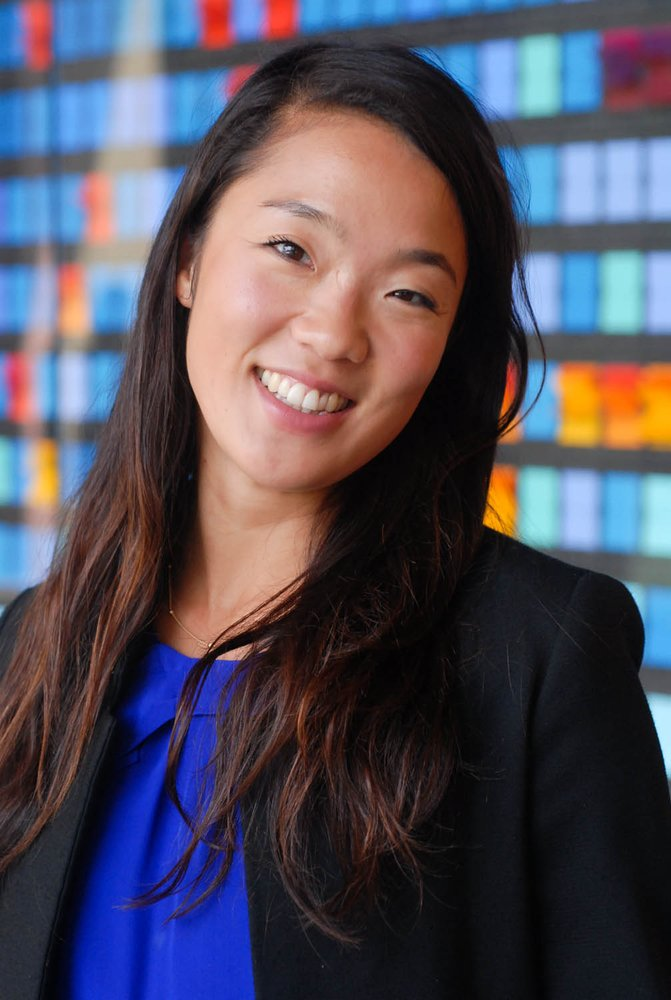 Heejae Lim, Founder and CEO of TalkingPoints.