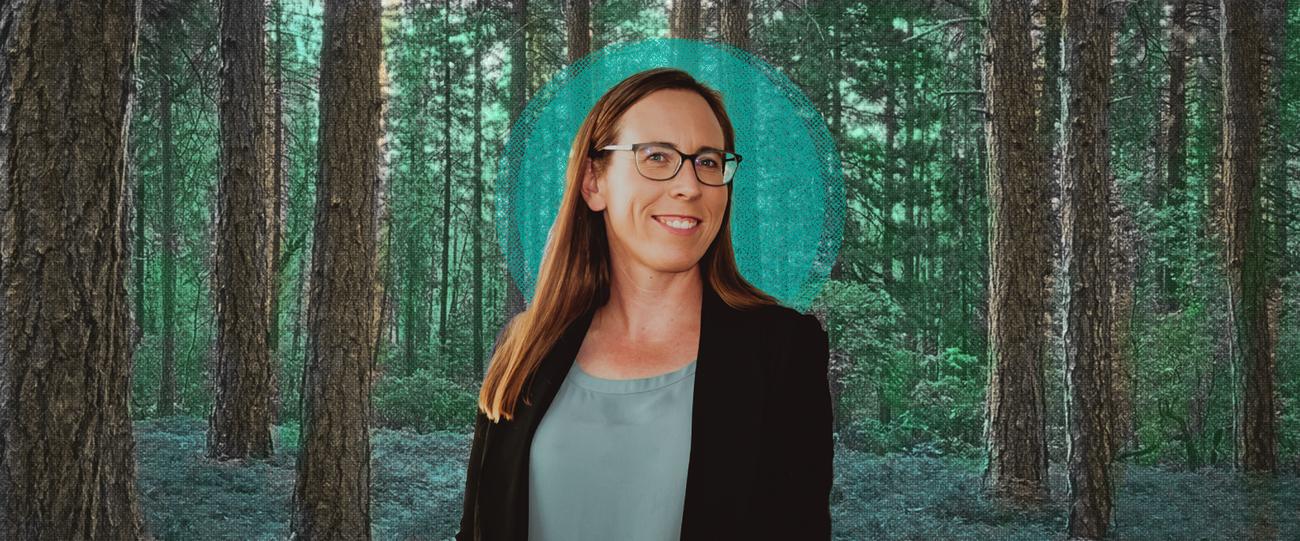 Rachel Malarich is planting a better future, tree by tree
