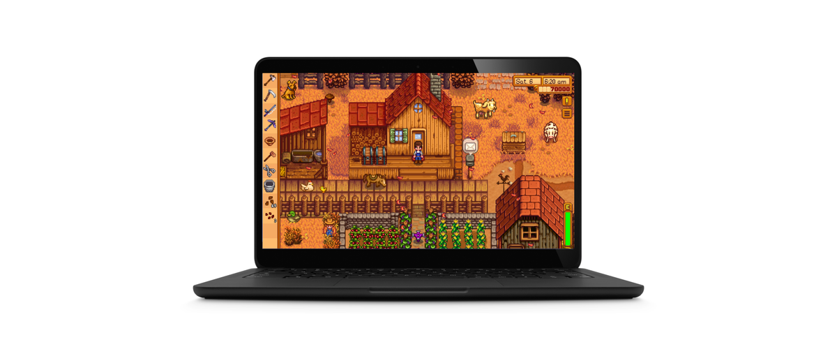 Gaming on Chromebooks