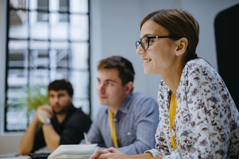 Google for Startups Accelerator: Europe participants