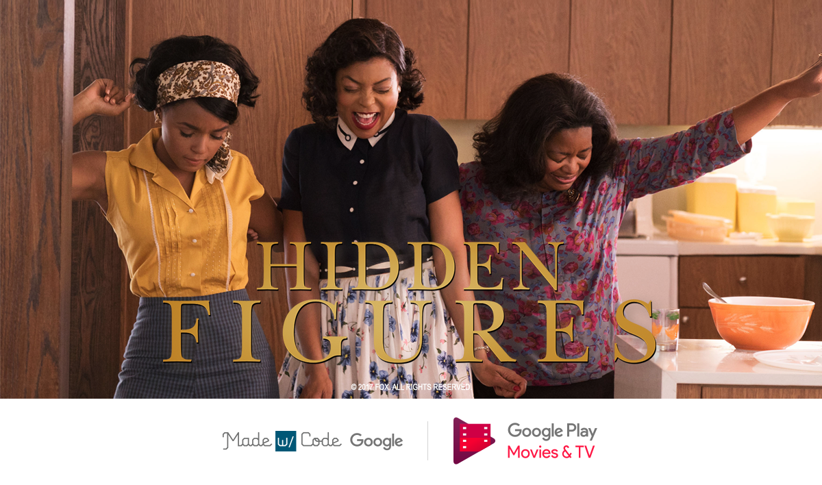 Google Play - Hidden Figures