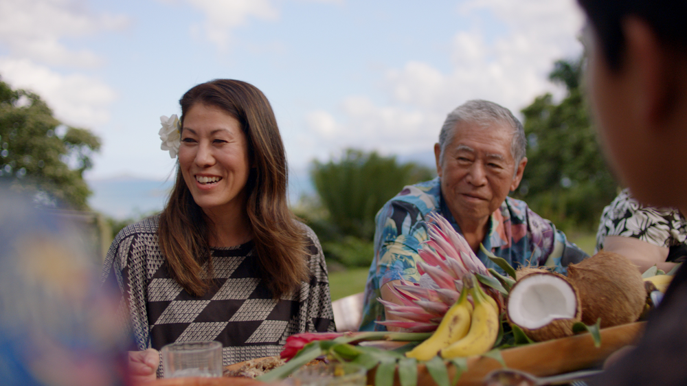 Sharing Hawaiian food and tradition with generations to come