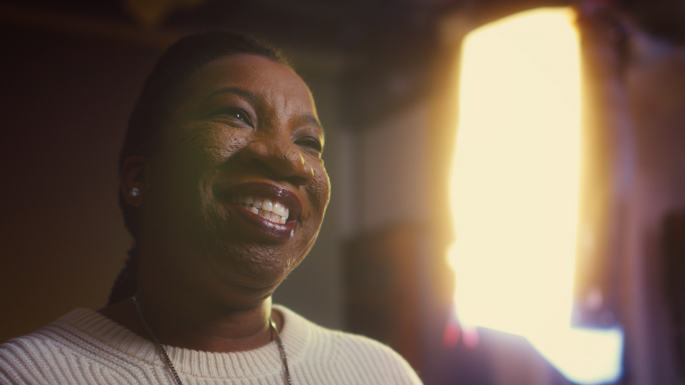 Here's a snippet of my conversation with Tarana Burke