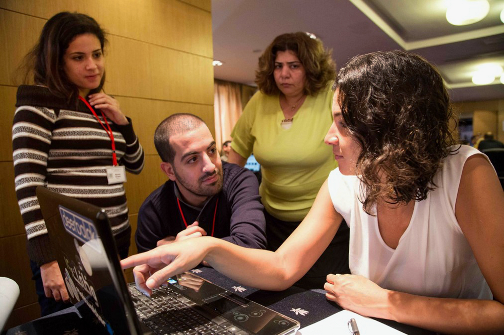 Google News Initiative powers digital journalism training for MENA