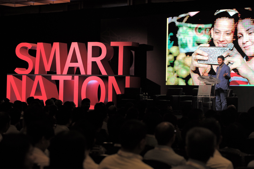 caesar smart nation keynote