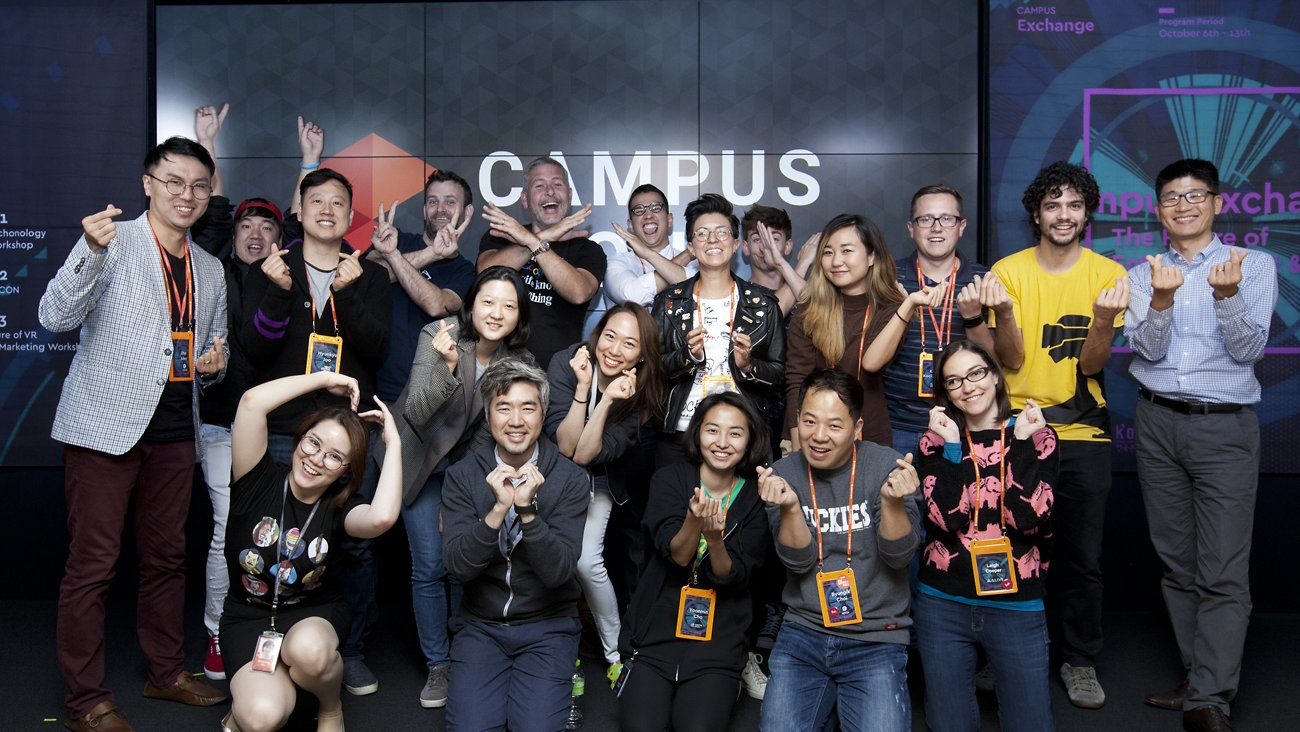 Campus Exchange in Seoul