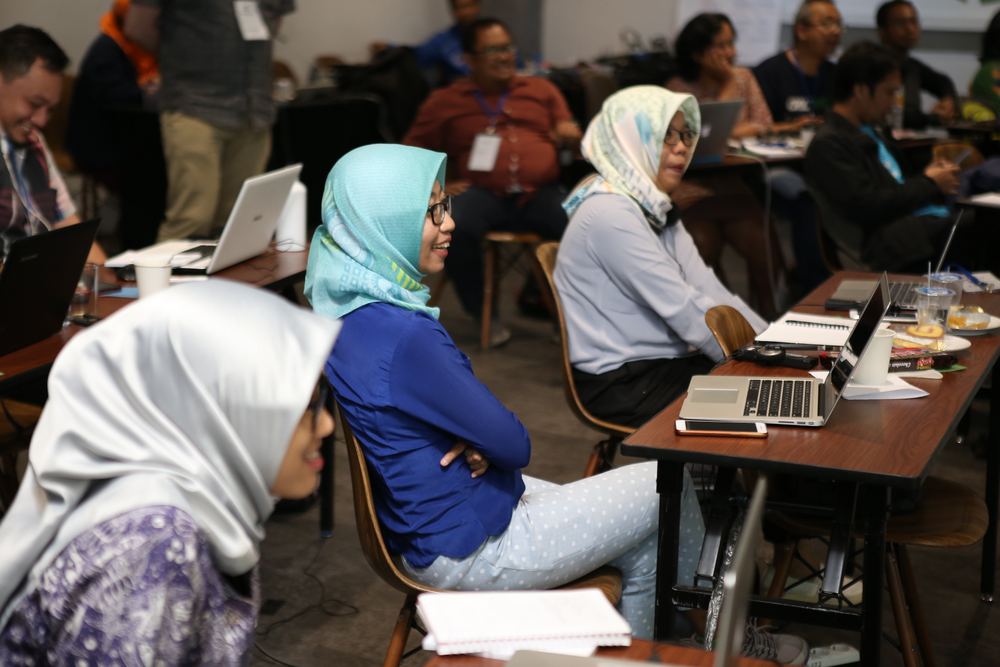 CekFakta: collaborative fact-checking in Indonesia