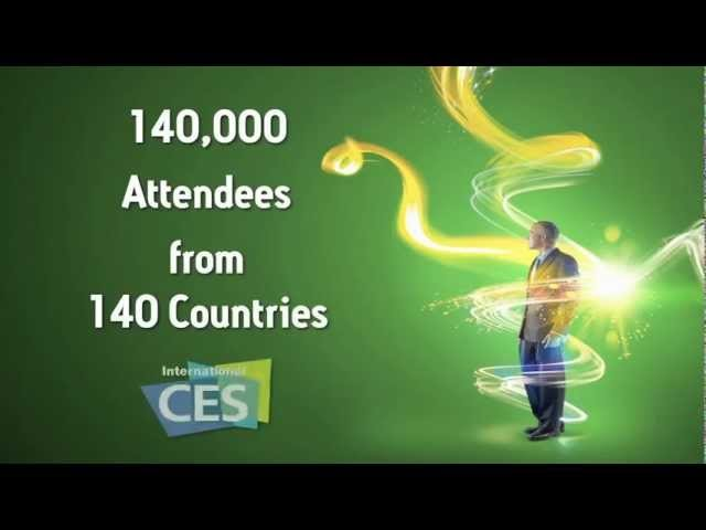 2012 CES: The Global Stage for Innovation