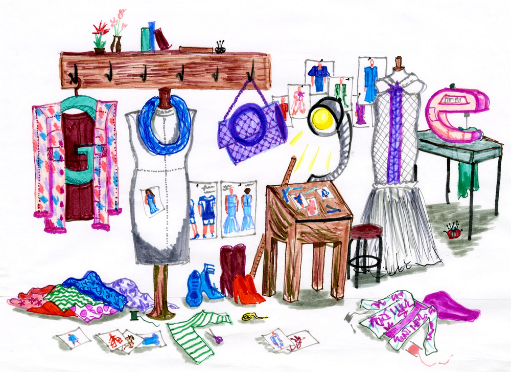 Meet the national finalists of our 10th annual Doodle 4 Google contest