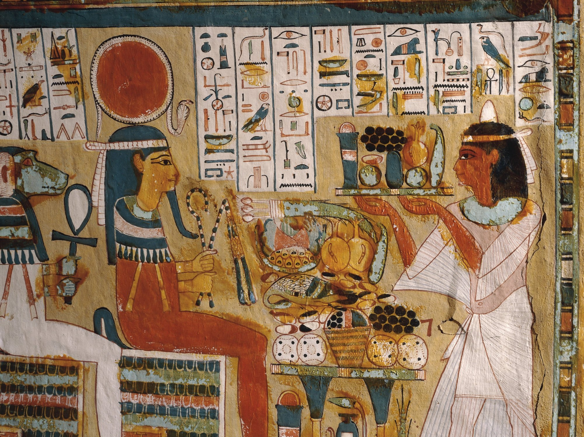 Unravel the symbols of ancient Egypt