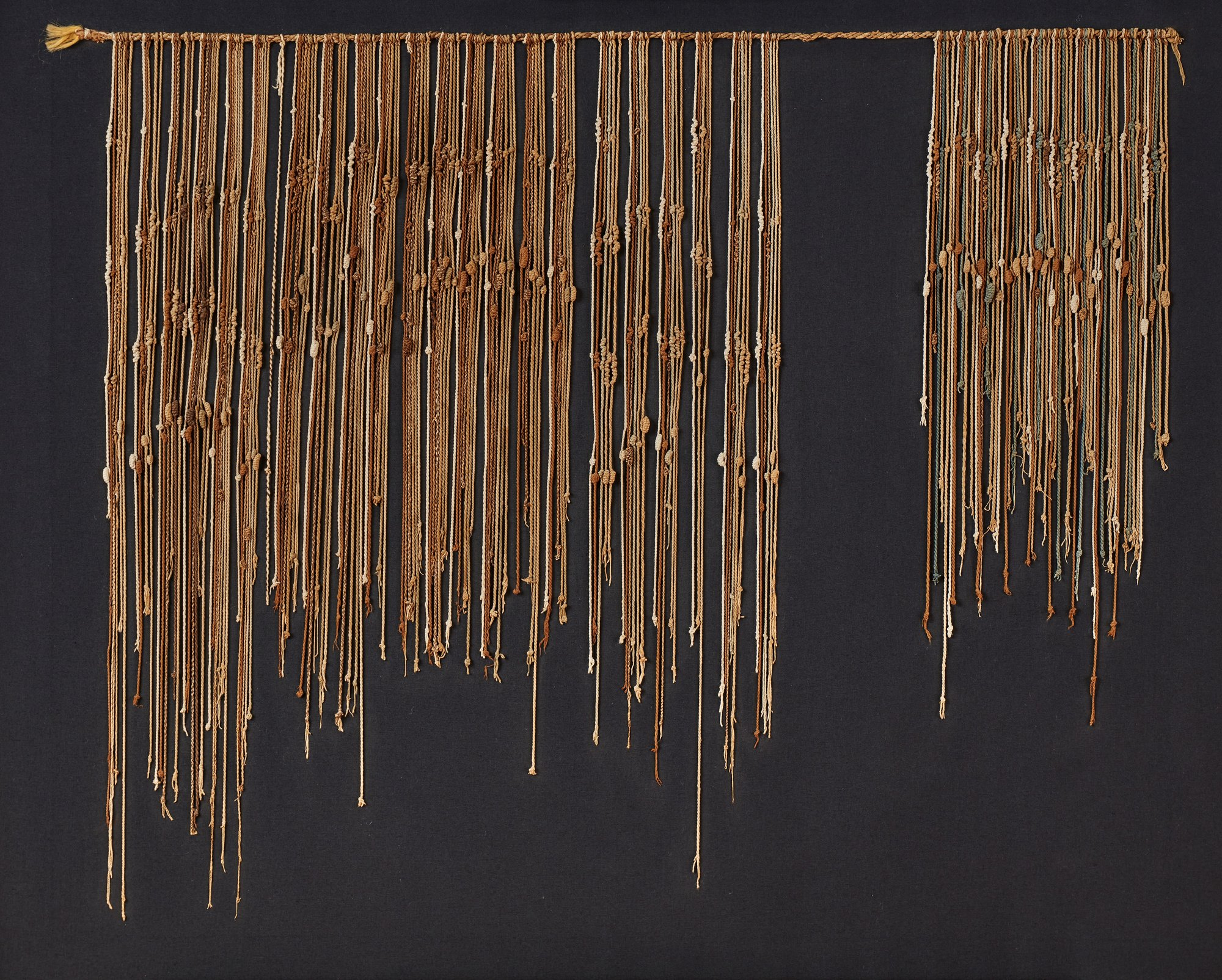 Explore the undeciphered writing of the Incas
