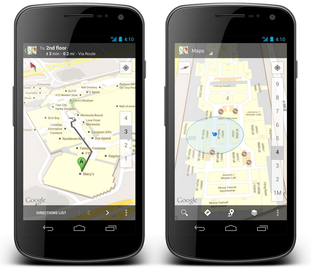 Indoor Google Maps 1