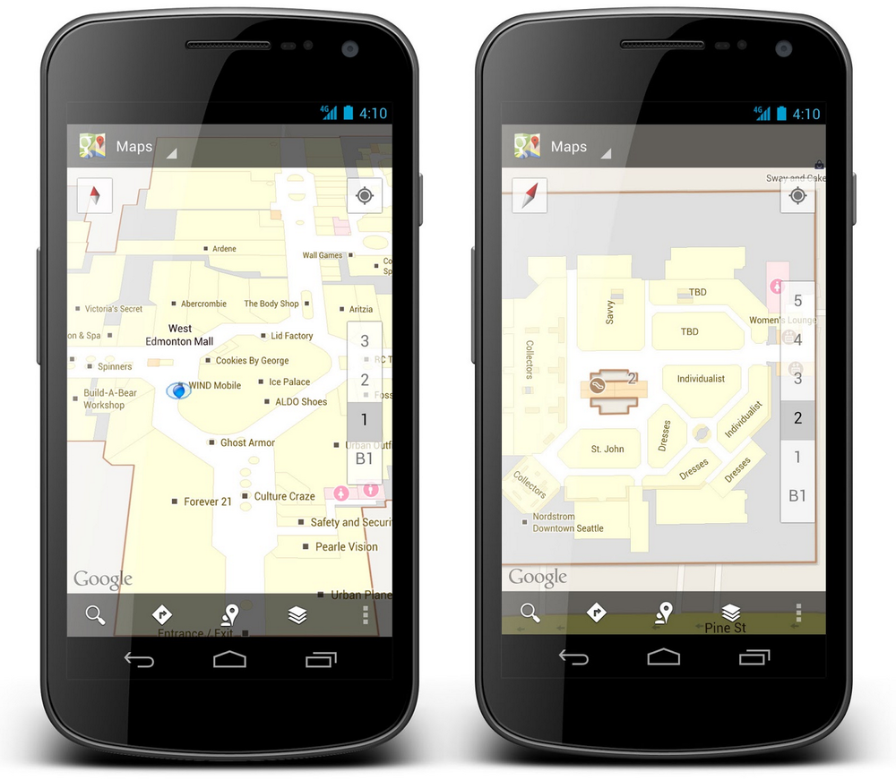 Indoor Google Maps 2