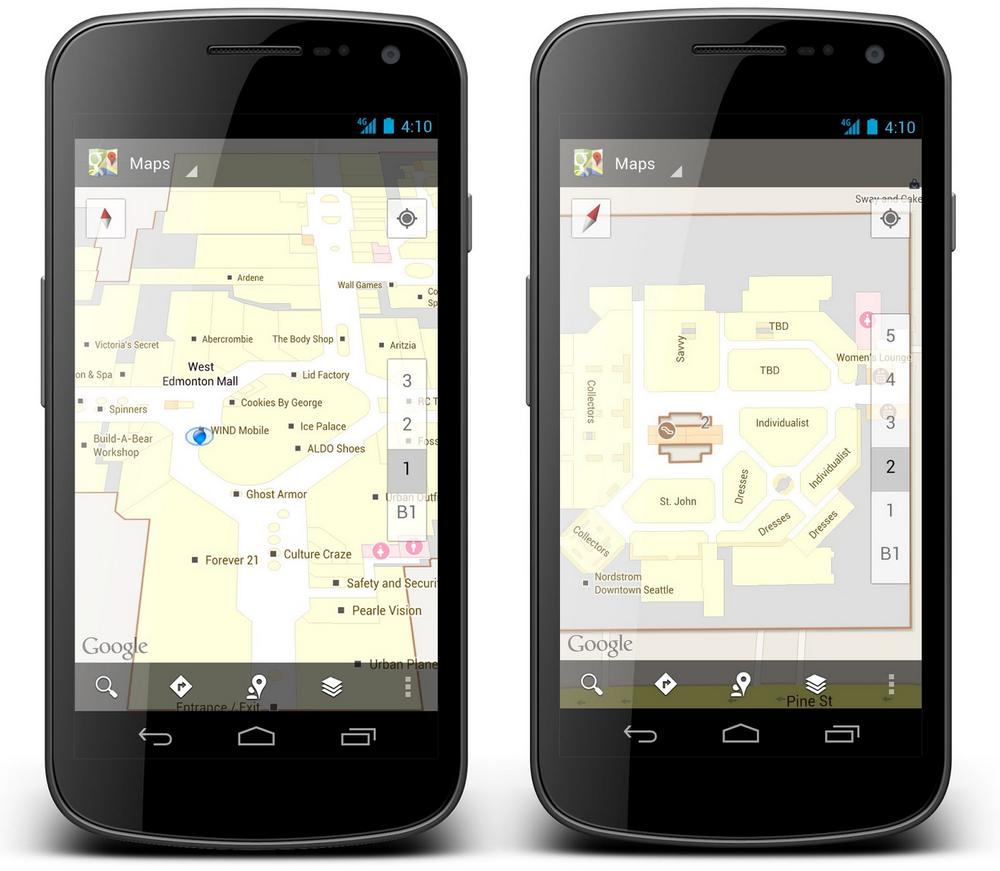 Indoor Google Maps 2