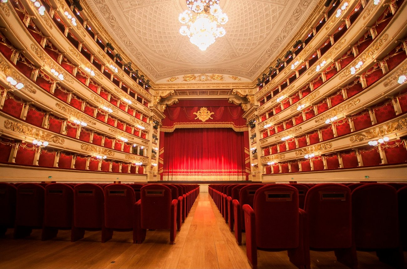 La Scala – the theater comes to you