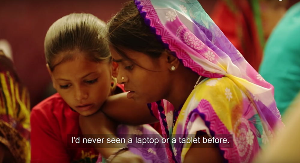 Saathis bring the Internet to life for thousands of women across rural India