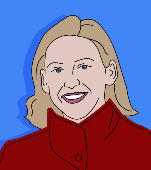 Jeannette cartoon image