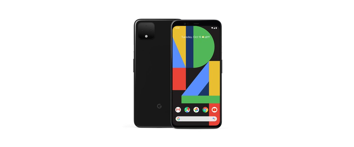 Just Black Pixel 4