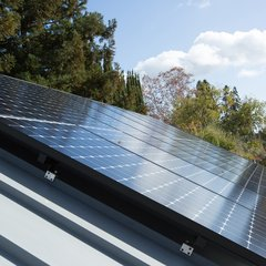 Solar Panel Sunroof Hero