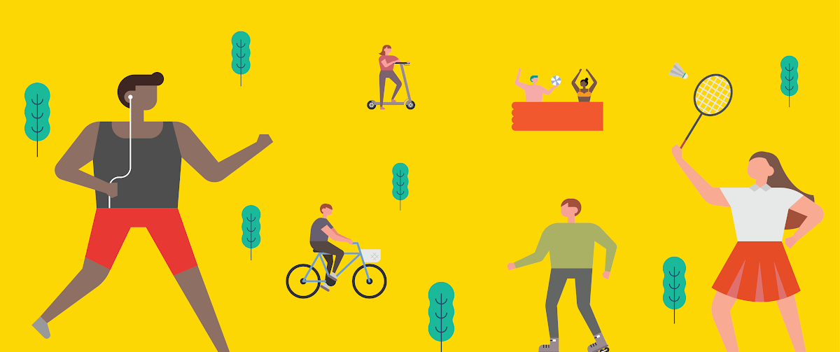 Google Fit, health and wellness