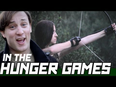 Hunger Games - IN THE HUNGER GAMES - Alex Carpenter (Official Music Video)