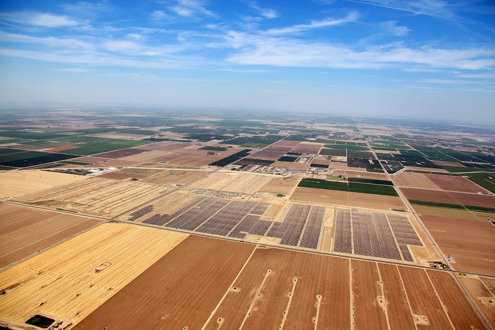 Kern County solar project