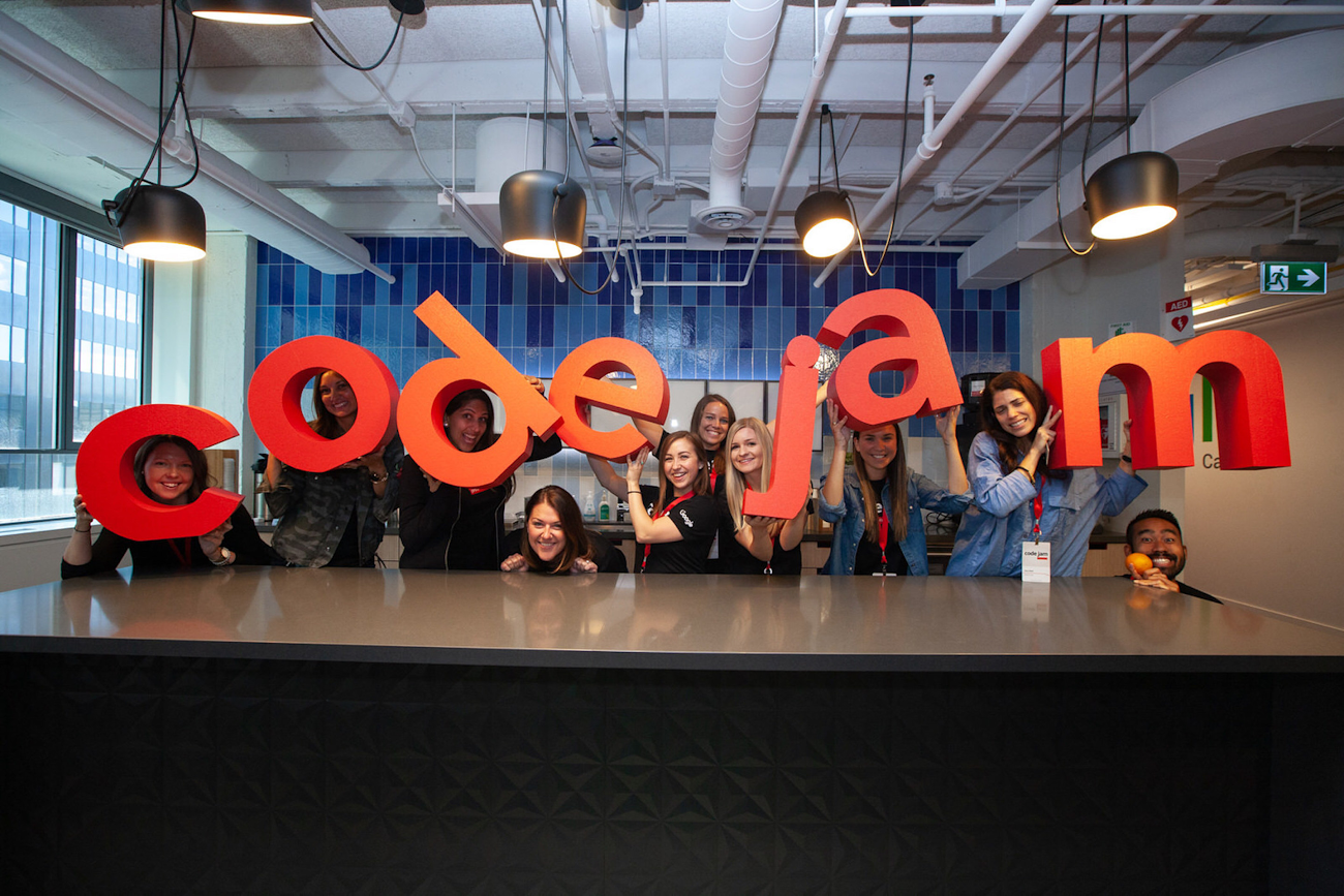 QnA VBage One week until Code Jam kicks off—here's why you should register