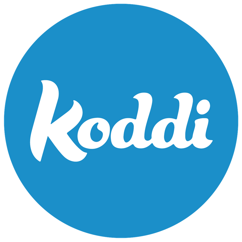 Koddi logo