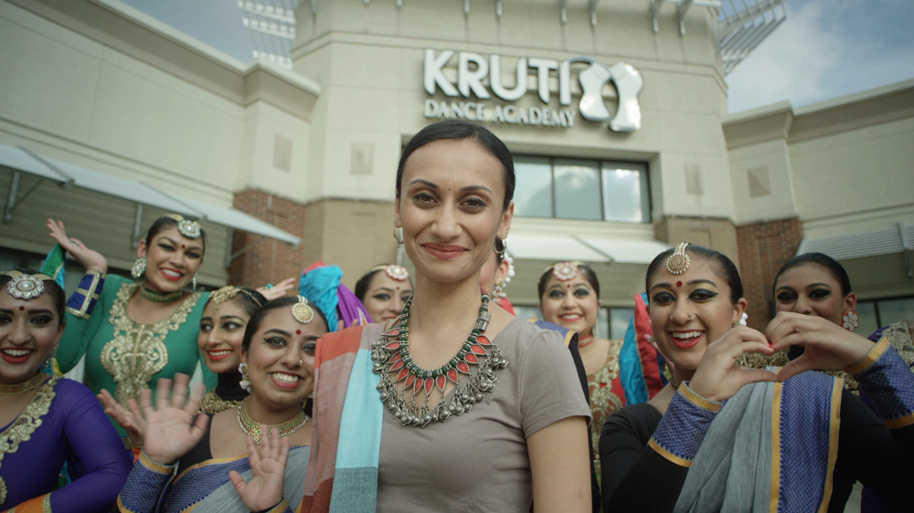 How a small business shares Indian culture, one dancer at a time