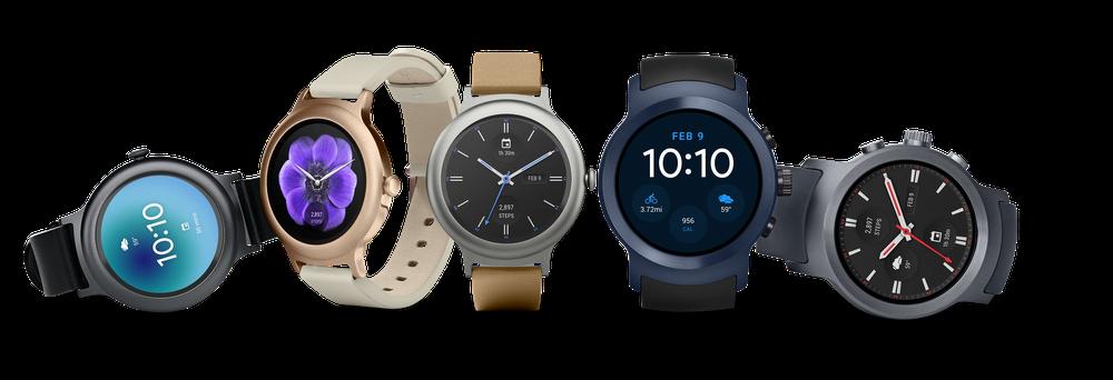 LG Watch Style & LG Watch Sport