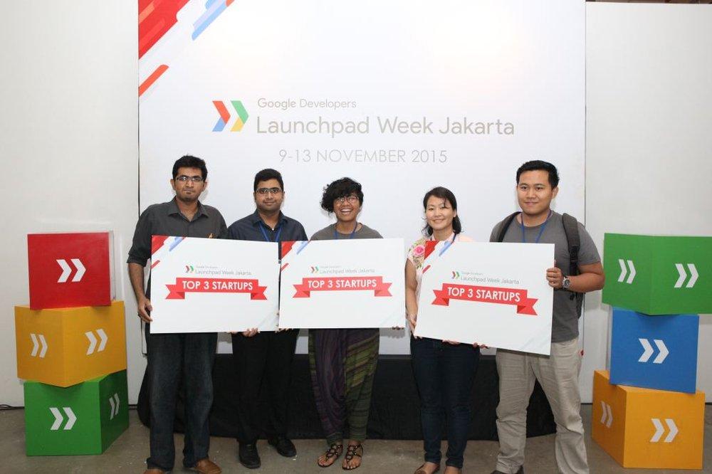 Launchpad Week Jakarta winners