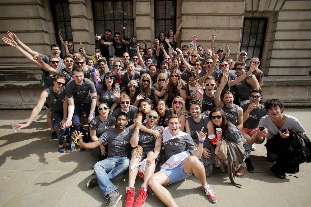 London Gayglers