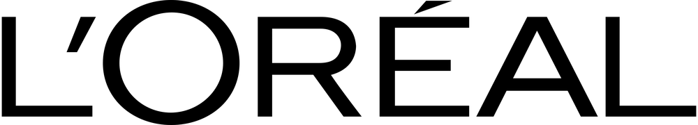 Black L'Oréal Logo