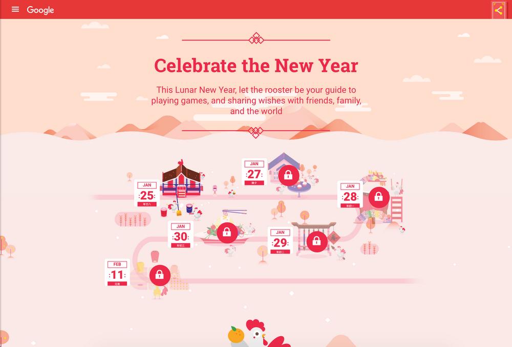 Lunar New Year 2017