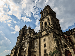 Mexico City's Cathedral.
