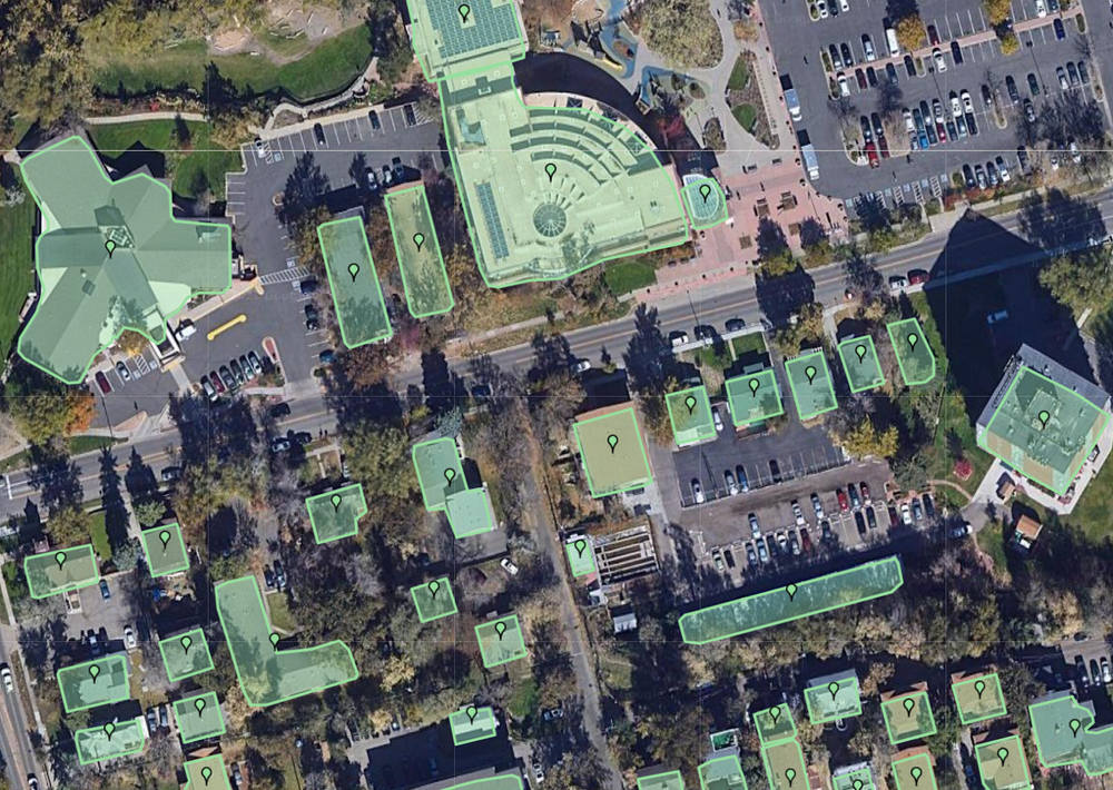 An image of Google Maps' single-feature AI models