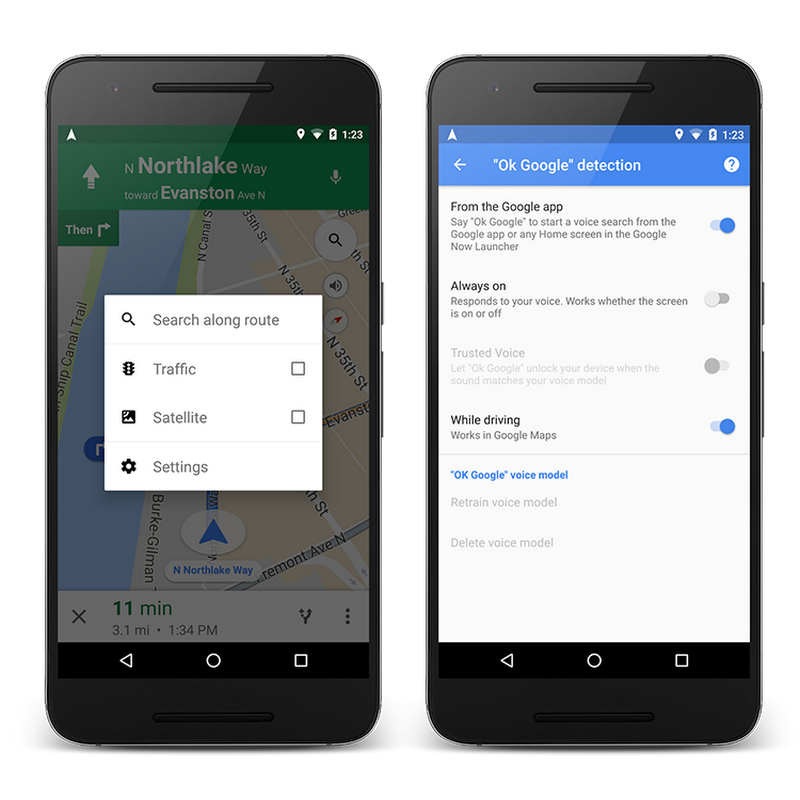 Try these new Google Maps voice commands on your next road trip