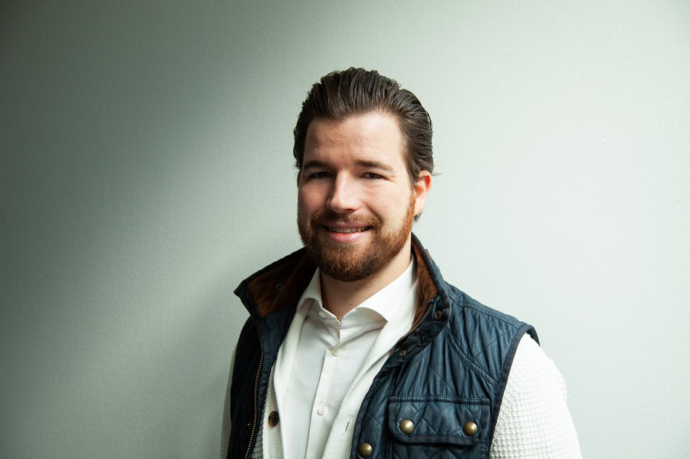 A portrait photo of Martin Pentenrieder, Founder and CEO of SQIN