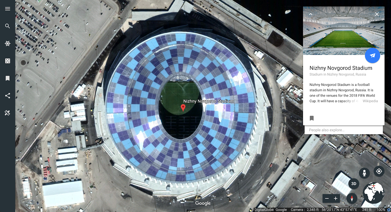 Introducing the Measure Tool for Google Earth on Chrome and Android