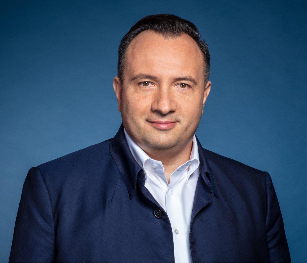 Krzysztof Mędrala, MedApp's CEO