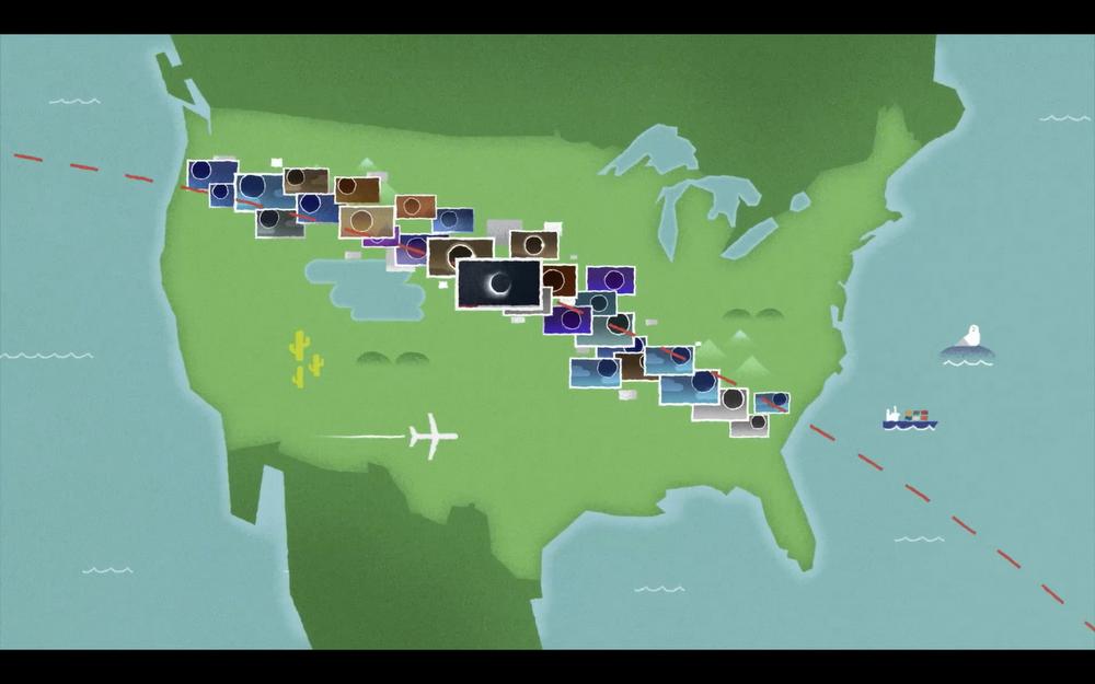 Eclipse Megamovie: Citizen science for the 2017 total solar eclipse