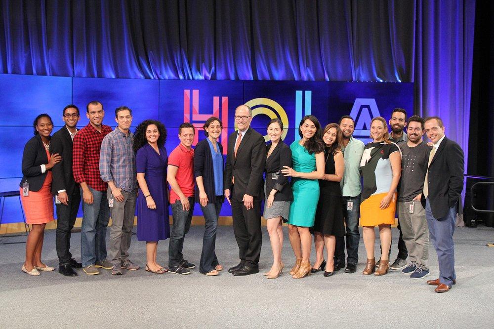 Members of HOLA host Secretary of Labor Thomas Perez.jpg