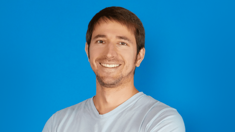 Dimitri Podoliev, founder and CEO of Mindly