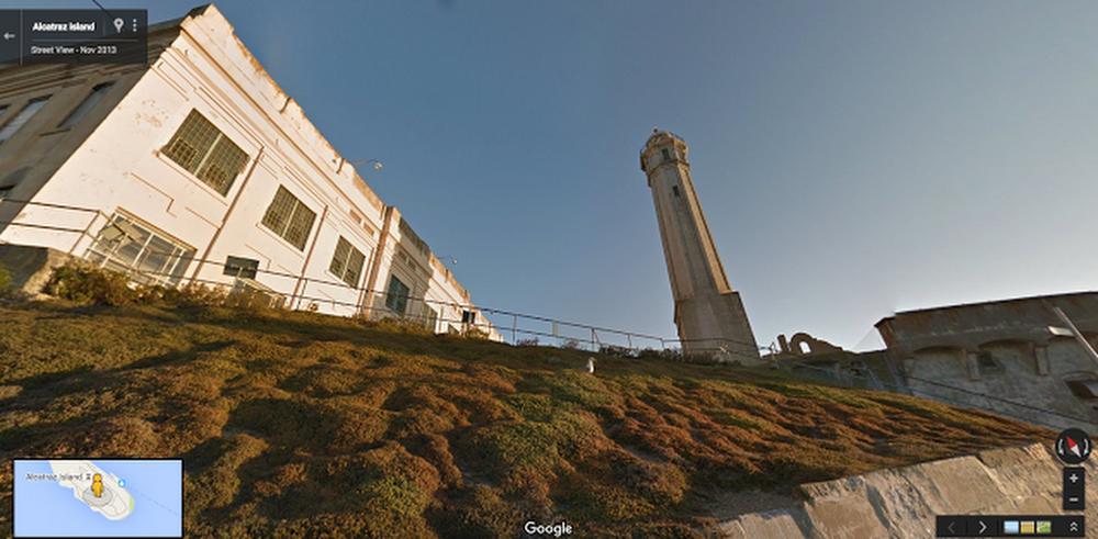 Alcatraz - Street View