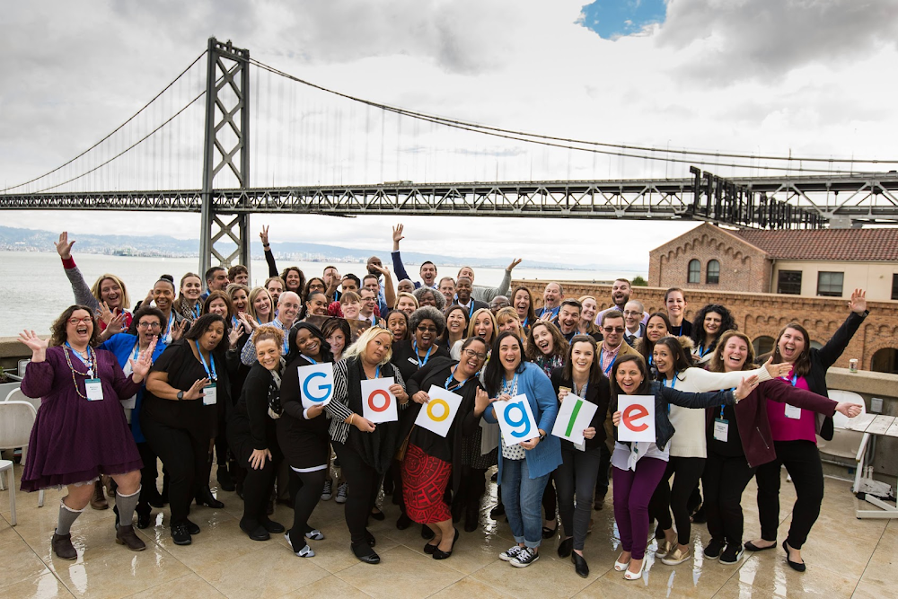 The Teachers of the Year gather in San Francisco