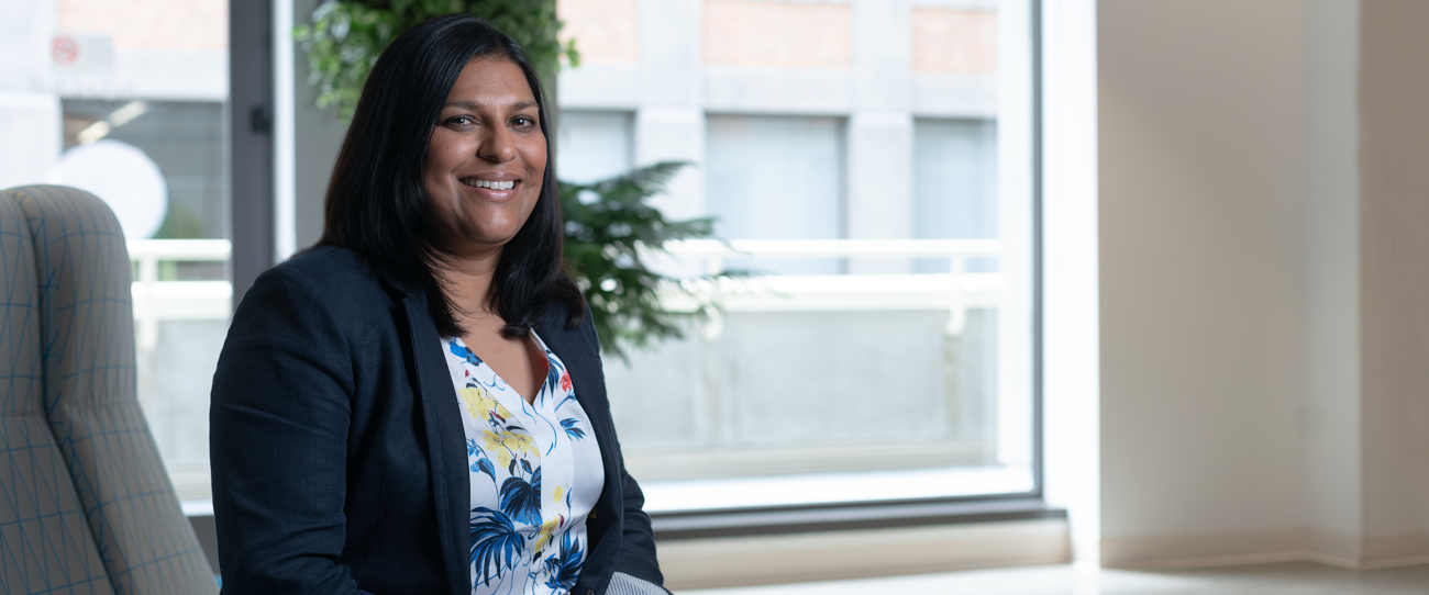 Neha Palmer keeps Google's data centers green