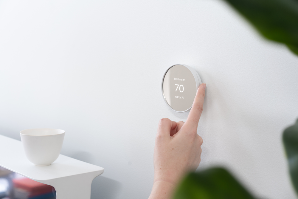 Nest Thermostat lifestyle 1.max